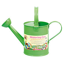 Buy Little Pals Watering Can, Green Online at johnlewis.com