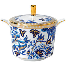 Buy Wedgwood Hibiscus Covered Sugar Bowl Online at johnlewis.com
