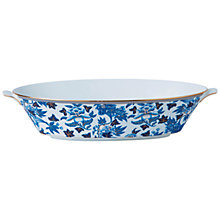 Buy Wedgwood Hibiscus Oval Server Online at johnlewis.com