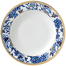 Buy Wedgwood Hibiscus Soup Bowl, Dia.23cm Online at johnlewis.com