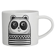 Buy Jane Foster Panda Mug Online at johnlewis.com