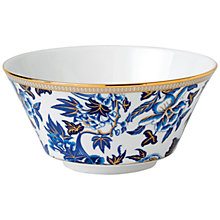 Buy Wedgwood Hibiscus Cereal Bowl, Dia.15cm Online at johnlewis.com