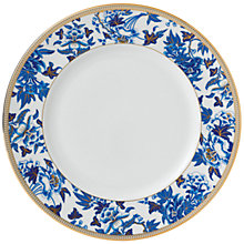 Buy Wedgwood Hibiscus Floral Plate, Dia.27cm Online at johnlewis.com