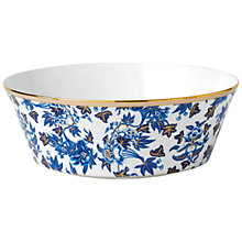 Buy Wedgwood Hibiscus Round Serving Bowl Online at johnlewis.com