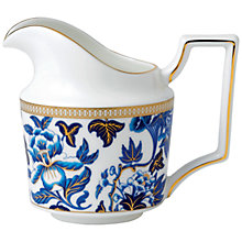Buy Wedgwood Hibiscus Creamer Online at johnlewis.com