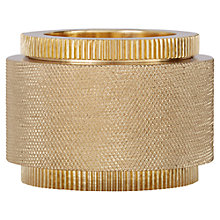 Buy Tom Dixon Cog Container, Large Online at johnlewis.com