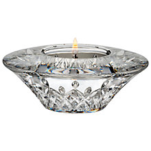Buy Waterford Giftology Lismore Votive Online at johnlewis.com