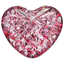 Buy Waterford Giftology Heart Paperweight Online at johnlewis.com