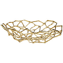 Buy Tom Dixon Large Bone Bowl Online at johnlewis.com