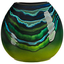 Buy Poole Pottery Maya Purse Vase, H26cm Online at johnlewis.com