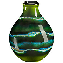Buy Poole Pottery Maya Bud Vase, H12cm Online at johnlewis.com