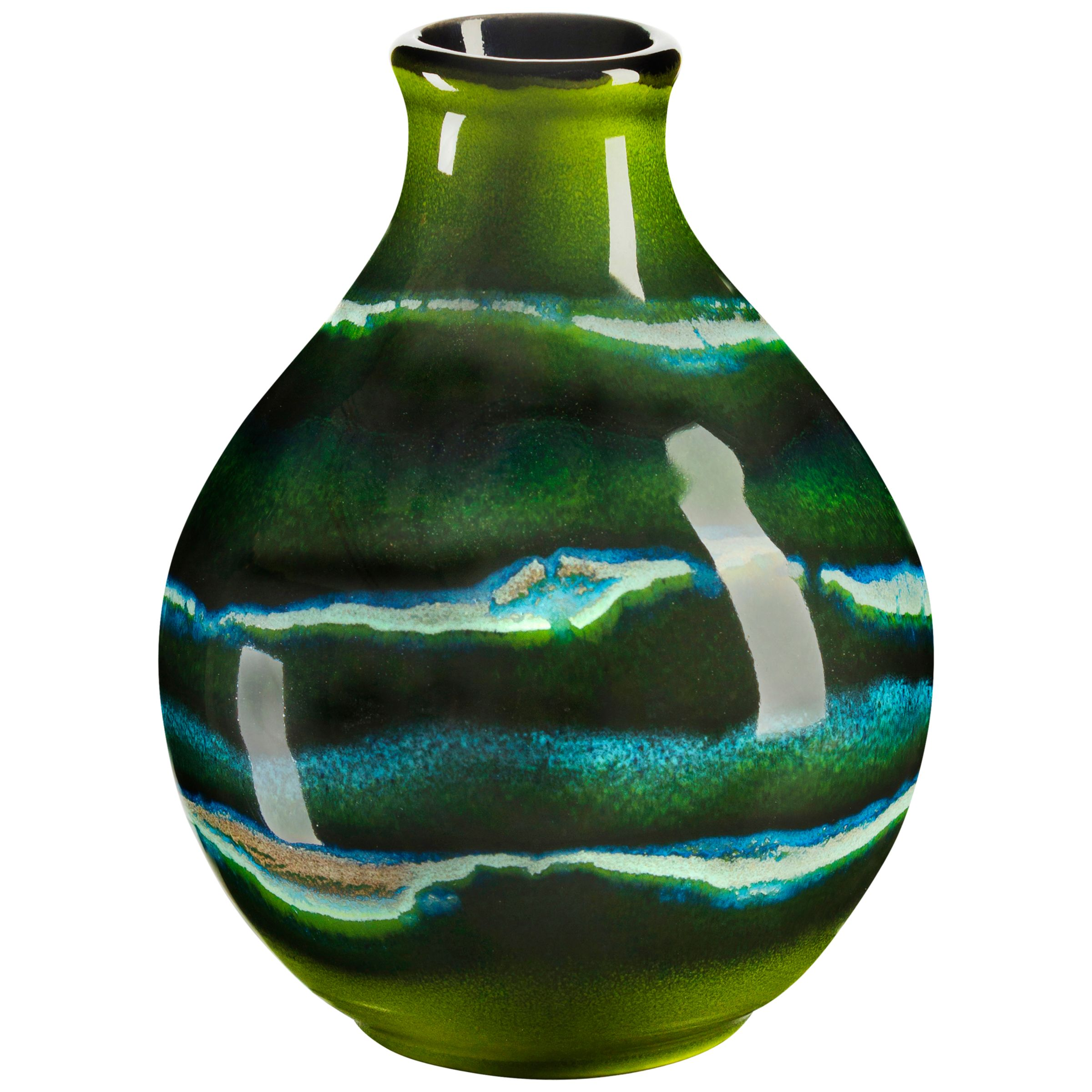 Poole Pottery Poole Pottery Maya Bud Vase, H12cm