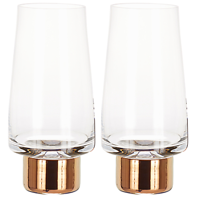 Tom Dixon Tank Highball Glasses, Set of 2