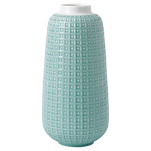 Buy HemingwayDesign for Royal Doulton Vase, Medium, Blue Online at johnlewis.com