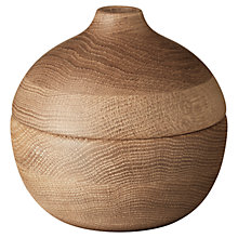 Buy Georg Jensen Acorn Bonbonniere, Oak Online at johnlewis.com