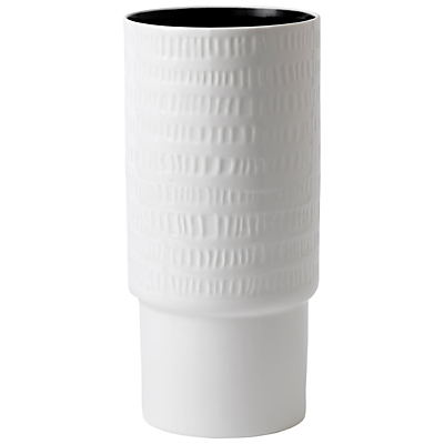 HemingwayDesign for Royal Doulton Bouquet Vase, H30cm, White/Black
