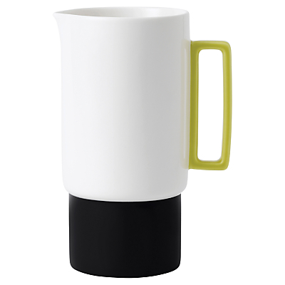 HemingwayDesign for Royal Doulton Jug, Small, Black/White