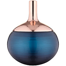 Buy Tom Dixon Plum Glass & Copper Ice Bucket Online at johnlewis.com