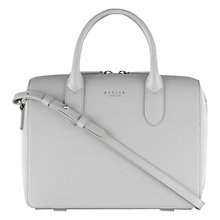 Buy Radley Bloomsbury Small Leather Multi-Way Grab Bag Online at johnlewis.com