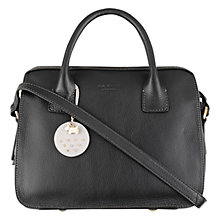 Buy Radley Bickley Leather Small Multiway Grab Bag Online at johnlewis.com
