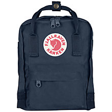 Buy Fjallraven Kanken Classic Mini Backpack Online at johnlewis.com