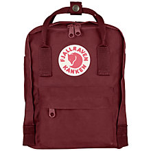 Buy Fjallraven-Kanken Classic Mini Backpack Online at johnlewis.com