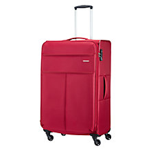 Buy American Tourister Colora 4-Wheel 79cm Large Expandable Spinner Suitcase Online at johnlewis.com