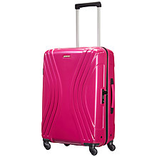 Buy American Tourister Vivotec 4-Wheel 70cm Medium Spinner Suitcase Online at johnlewis.com