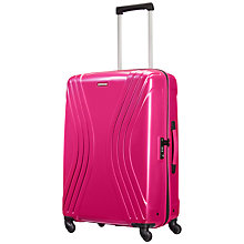 Buy American Tourister Vivotec 4-Wheel 75cm Large Spinner Suitcase Online at johnlewis.com