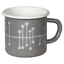 Buy MissPrint Home Muscat Enamel Mug Online at johnlewis.com