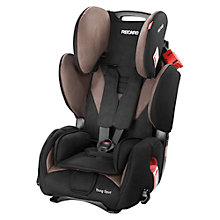 Buy Recaro Young Sport Car Seat, Mocca Online at johnlewis.com