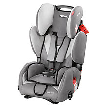 Buy Recaro Young Sport Car Seat, Shadow Online at johnlewis.com