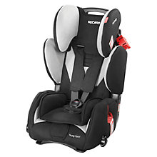 Buy Recaro Young Sport Car Seat, Graphite Online at johnlewis.com