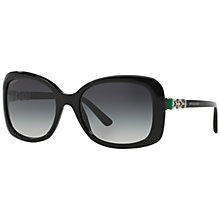 Buy Bvlgari BV8144B Square Sunglasses Online at johnlewis.com