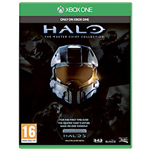 Buy Halo: The Master Chief Collection, Xbox One Online at johnlewis.com