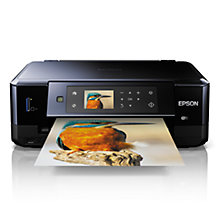 Buy Epson Expression Premium XP-620 All-in-One Wireless Printer, Black Online at johnlewis.com