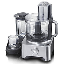 Buy Kenwood FPM910 Food Processor with Kenwood kMix SJM040S Kettle and Kenwood kMix 2-Slice Toaster, Stainless Steel Online at johnlewis.com