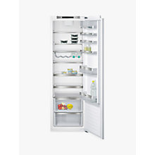 Buy Siemens KI81RAF30G Tall Integrated Larder Fridge, A++ Energy Rating, 56cm Wide Online at johnlewis.com