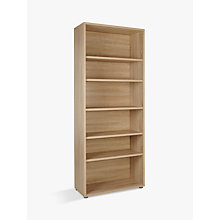 Buy John Lewis Estelle Tall Bookcase Online at johnlewis.com