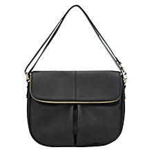 Buy Whistles Duffy Zip Satchel Bag Online at johnlewis.com