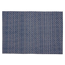 Buy House by John Lewis Polyprop Placemat, Navy Online at johnlewis.com