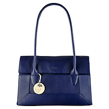 Buy Radley Border Medium Leather Tote Bag Online at johnlewis.com