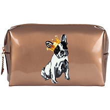 Buy Ted Baker Pamil Small Printed Wash Bag Online at johnlewis.com