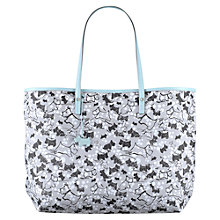 Buy Radley Cherry Blossom Weekend Bag, Grey Online at johnlewis.com