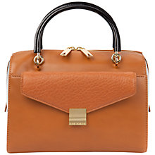 Buy Ted Baker Bexie Three Way Across Body Leather Bag Online at johnlewis.com