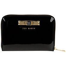 Buy Ted Baker Minicon Bow Mini Tablet Case, Black Online at johnlewis.com