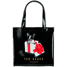 Buy Ted Baker Precson Bow Small Iconic Dog Bag Online at johnlewis.com