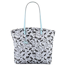Buy Radley Cherry Blossom Tote Bag, Grey Online at johnlewis.com