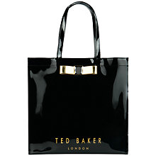 Buy Ted Baker Julecon Bow Large Iconic Bag Online at johnlewis.com