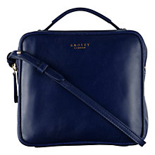 Buy Radley Victoria Park Leather Small Across Body Bag Online at johnlewis.com